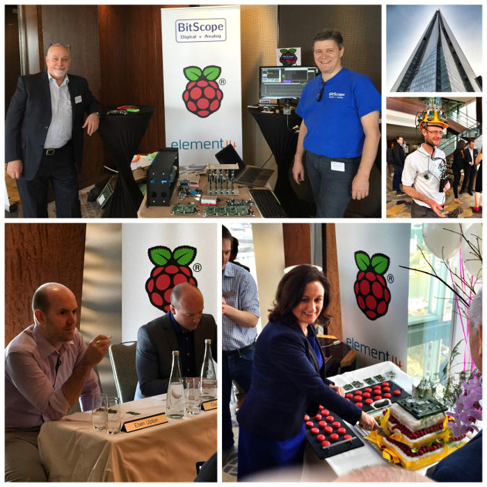 Raspberry Pi 3 Model B Product Launch