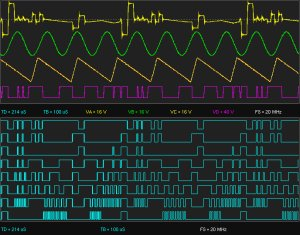 BitScope Mixed Signal Waveform Display